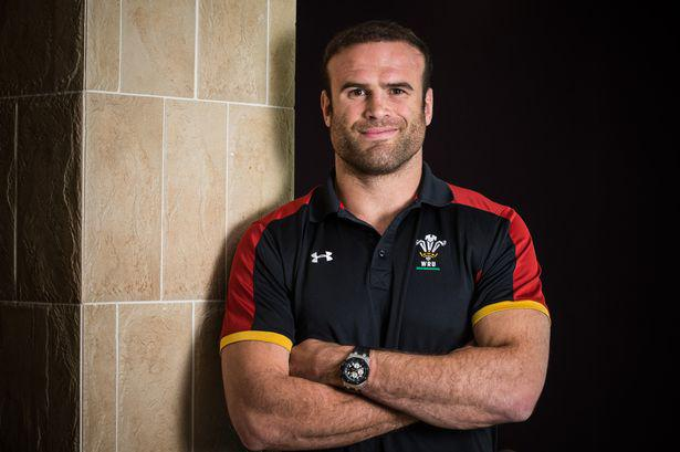 The 60 Minute Show. Featuring Jamie Roberts: Wales and British & Irish Lions Rugby Star.