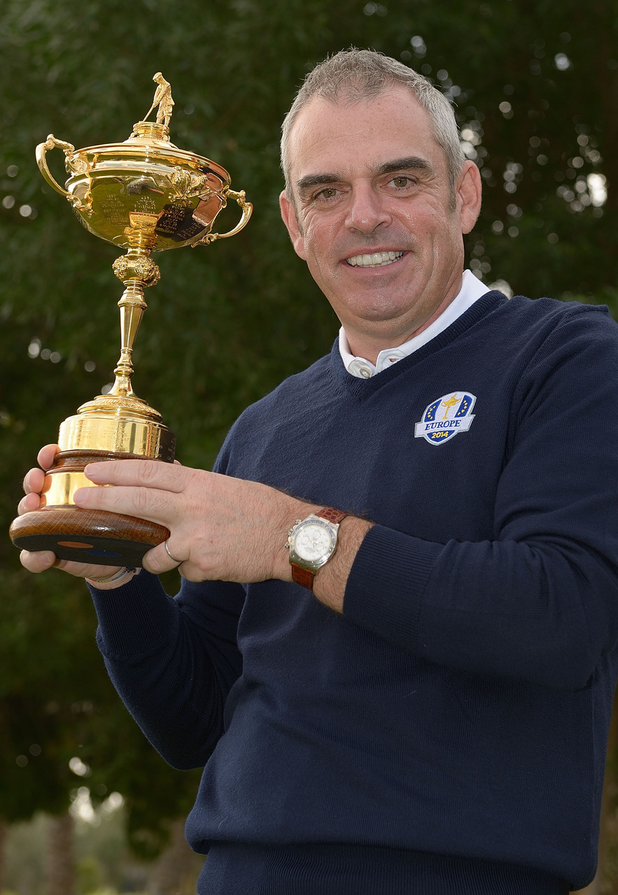 Paul McGinley Confirmed for our September London Lunch
