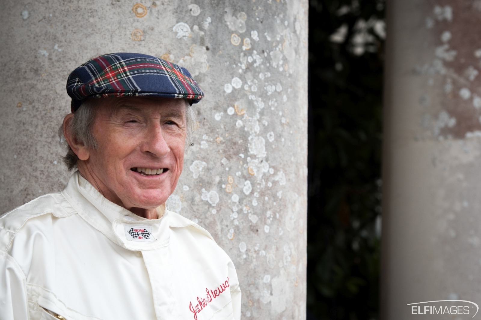 Lunch with Sir Jackie Stewart